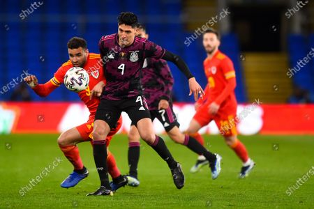 Editorial image of Wales vs Mexico, Cardiff City Stadium, Cardiff, Wales, UK - 27 Mar 2021