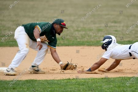 Editorial photo of Norfolk St Coppin St Baseball, Hanover, United States - 27 Mar 2021