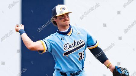 Editorial image of Kent St Baseball, Dayton, United States - 27 Mar 2021