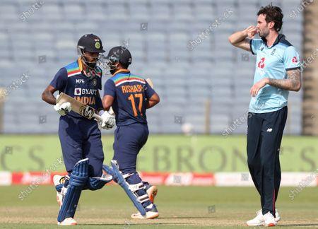 Editorial image of England Cricket, Pune, India - 28 Mar 2021