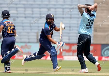 Editorial photo of England Cricket, Pune, India - 28 Mar 2021