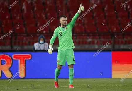 Portugal's goalkeeper Anthony Lopes