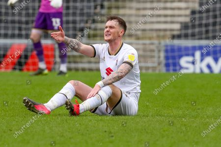 Editorial picture of Milton Keynes Dons v Doncaster Rovers - Sky Bet League One, United Kingdom - 27 Mar 2021