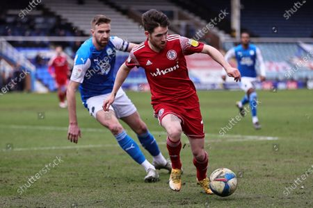 Editorial picture of Peterborough United v Accrington Stanley - Sky Bet League One, United Kingdom - 27 Mar 2021