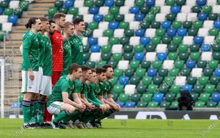 Editorial picture of International Friendly, Windsor Park, Belfast, Northern Ireland - 28 Mar 2021