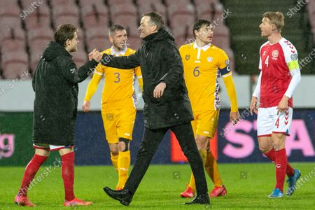 Editorial picture of Denmark vs Moldova, Herning - 28 Mar 2021