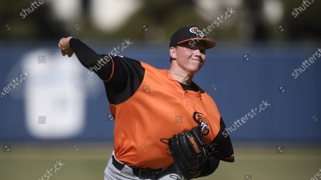Editorial picture of Pacific Baseball, San Diego, United States - 27 Mar 2021