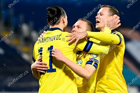 Editorial photo of Kosovo vs Sweden, Pristina, Serbia - 28 Mar 2021