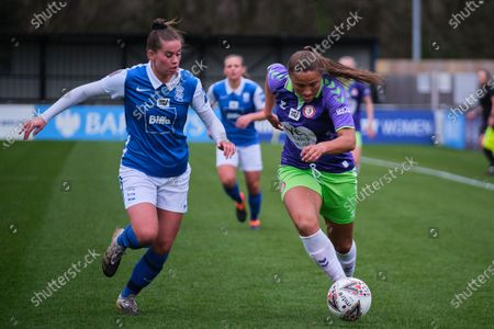 Editorial image of Birmingham City v Bristol City, Womens Super League, Football, SportNation.bet Stadium, Solihull, UK - 28 Mar 2021