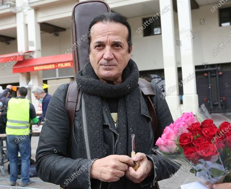 Stock Photo of Francis Lalanne
