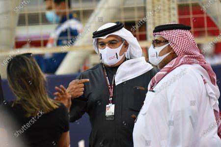 Prince Salman bin Hamad bin Isa Al Khalifa