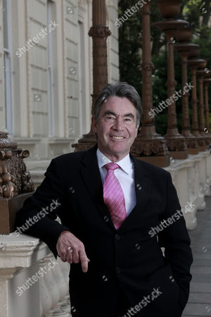 Editorial picture of Miles Templeman, Director General of the Institute of Directors, at The Institute of Directors Building, London, Britain - 13 May 2010