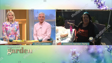Editorial picture of 'This Morning' TV Show, London, UK - 29 Mar 2021