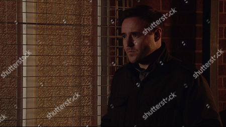 Coronation Street - Ep 10289 & Ep 10290 Friday 2nd April 2021 Tyrone Dobbs, as played by Alan Halsall, tells Alina Pop that for the sake of his family, she needs to move away, now will she react?
