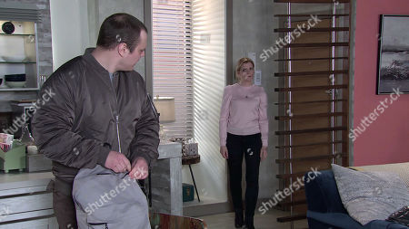 Editorial image of 'Coronation Street' TV Show UK - 2021