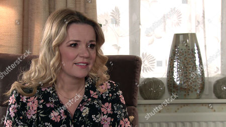Coronation Street - Ep 10300 Wednesday 14th April 2021 - 2nd Ep Over a glass of wine, Gail Rodwell assures Natasha Blakeman, as played by Rachel Leskovac, that she's family now, no matter what happens between her and Nick.