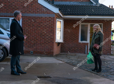 Editorial picture of 'Coronation Street' TV Show UK - 2021