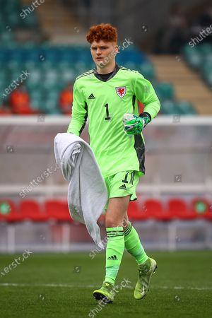 Editorial image of Wales v England., U18 International Friendly - 29 Mar 2021