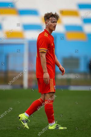 Editorial photo of Wales v England., U18 International Friendly - 29 Mar 2021