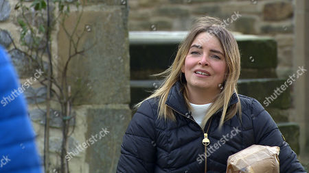 Emmerdale - Ep 9014 Tuesday 6th April 2021 Charity Dingle, as played by Emma Atkins, wants to make peace with her children and soon convinces Noah Tate, as played by Jack Downham, to give her another chance. He tells her Sarah will need a lot more work.
