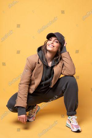Editorial image of Olivia Wayne photoshoot, London, UK - 04 Feb 2021