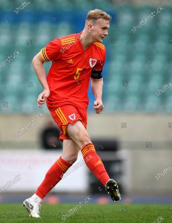 Taylor Jones of Wales.