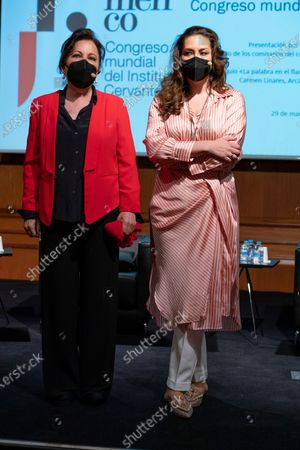 Editorial picture of Presentation Of The World Flamenco Congress, Madrid, Spain - 29 Mar 2021