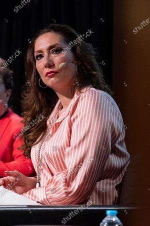 Editorial photo of Presentation Of The World Flamenco Congress, Madrid, Spain - 29 Mar 2021