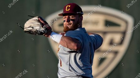 Stock Picture of Mario Camilletti (1) of the Central Michigan Chippewas during an NCAA baseball game against the Ohio Bobcats on in Athens, Ohio