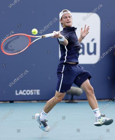 Editorial picture of Miami Open tennis tournament, USA - 29 Mar 2021