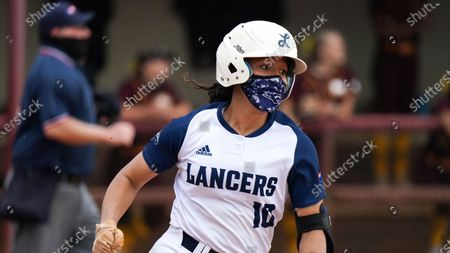 Editorial photo of Longwood Winthrop Softball, Rock Hill, United States - 28 Mar 2021