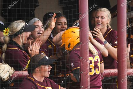 Editorial picture of Longwood Winthrop Softball, Rock Hill, United States - 28 Mar 2021
