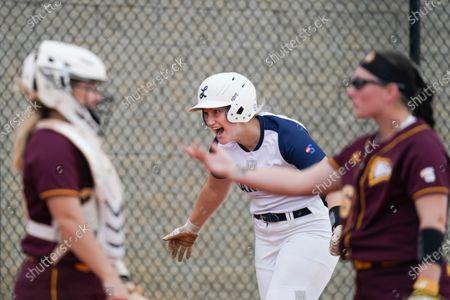Editorial photo of Longwood Winthrop Softball, Rock Hill, United States - 28 Mar 2021