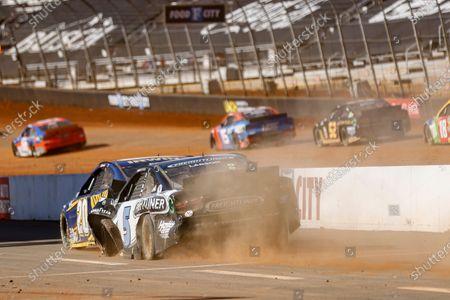 Editorial image of NASCAR Auto Racing, Bristol, United States - 29 Mar 2021