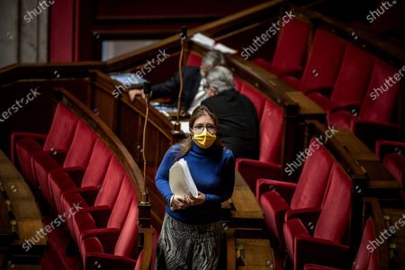Editorial photo of National Assembly, Climate Bill, Paris, France - 29 Mar 2021