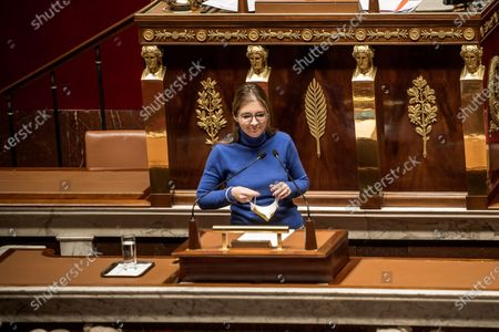 Stock Picture of Aurore Berge