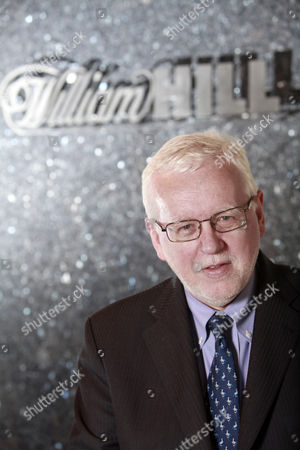Editorial image of Ralph Topping CEO of William Hill bookmakers at the company headquarters in Wood Green, London, Britain - 20 Apr 2010