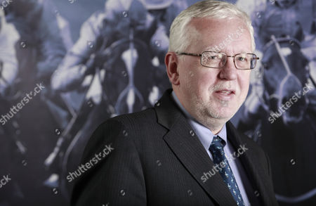 Editorial photo of Ralph Topping CEO of William Hill bookmakers at the company headquarters in Wood Green, London, Britain - 20 Apr 2010