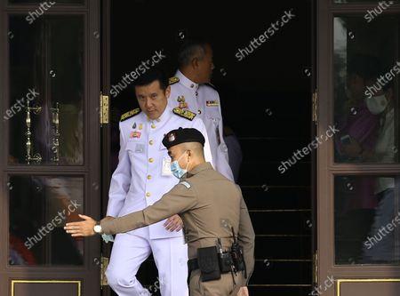 Editorial photo of Cabinet reshuffle for Thai government, Bangkok, Thailand - 30 Mar 2021