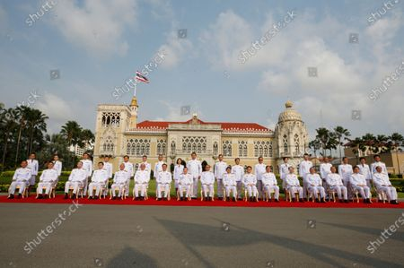 Editorial image of Cabinet reshuffle for Thai government, Bangkok, Thailand - 30 Mar 2021