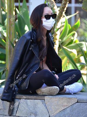 Stock Image of Exclusive - Cara Santana