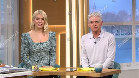 Holly Willoughby, Phillip Schofield