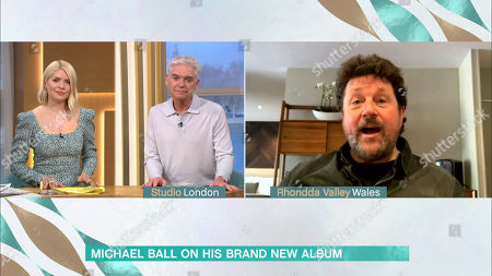 Holly Willoughby, Phillip Schofield, Michael Ball