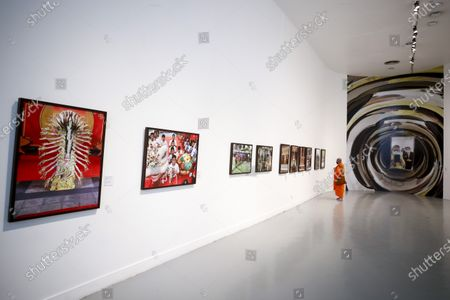 Editorial picture of Exhibition of photographs by Thai Princess Sirindhorn in Bangkok, Thailand - 30 Mar 2021