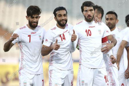 Editorial photo of Iran v Syria, International Friendly match, Football Azadi Stadium in Tehran, Iran - 30 Mar 2021