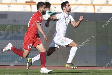 Stock Photo of Milad Mohammadi of Iran