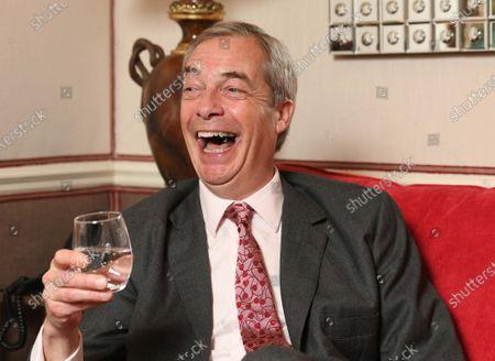 Stock Photo of Nigel Farage