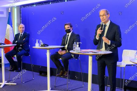 Editorial image of Public Action Effectiveness convention, Paris, France - 30 Mar 2021