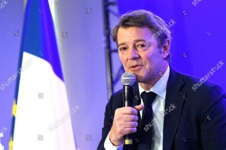 Editorial picture of Public Action Effectiveness convention, Paris, France - 30 Mar 2021