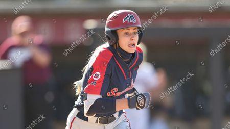 Editorial photo of Stony Brook Softball, New York, United States - 30 Mar 2021